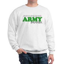 My Duty: Army Brother Sweatshirt