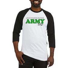 My Duty: Army Dad Baseball Jersey