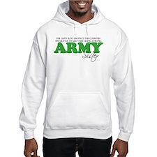 My Duty: Army Sister Hoodie