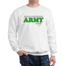 My Duty: Army Sister Jumper