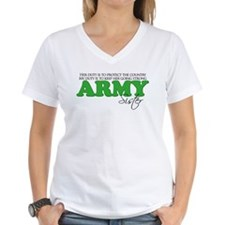 My Duty: Army Sister Shirt
