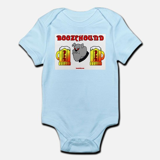 Boozehound Infant Bodysuit