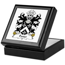 Porter (of Aberconwy) Keepsake Box