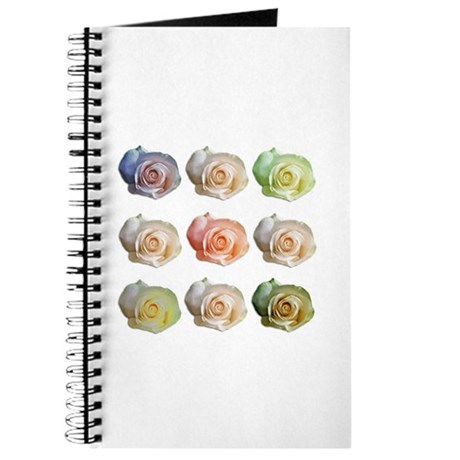 Nine Colored Roses Journal
