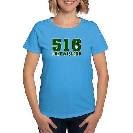 516 Long Island Women's Dark T-Shirt