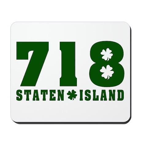 718 Staten Island Mousepad