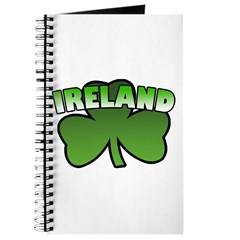 Ireland Shamrock Journal