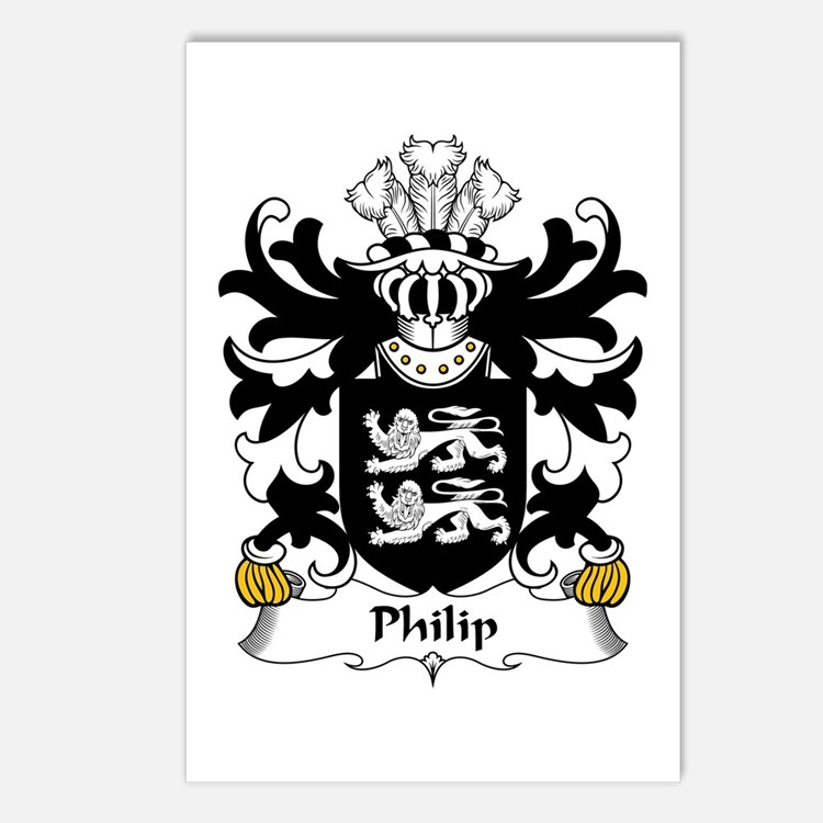 Philip (AB IFOR) Postcards (Package of 8)