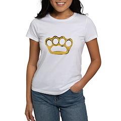 Classic Brass Knuckles Women's T-Shirt