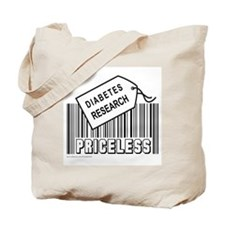 DIABETES CAUSE Tote Bag