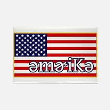 Phonetics America Rectangle Magnet (100 pack)