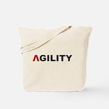 A-Frame Agility Tote Bag