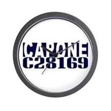 CAPONE C28169 Wall Clock