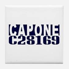 CAPONE C28169 Tile Coaster