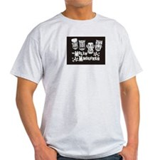 Molly Maguires Ash Grey T-Shirt