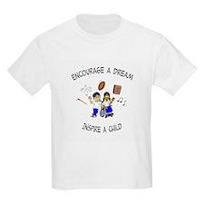 Encourage A Dream LOGO T-Shirt