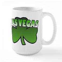 Las Vegas Shamrock Mug