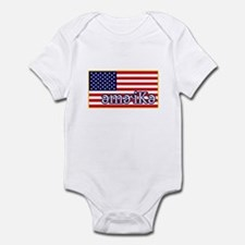Phonetics America Infant Bodysuit