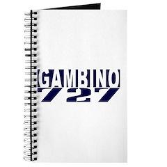 GAMBINO 727 Journal