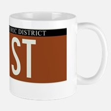71st Street in NY Mug