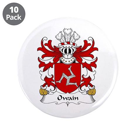"Owain (AP EDWIN, or Owen) 3.5"" Button (10 pack)"