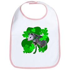Lucky Irish Possum Bib
