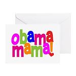 Obama Mama Greeting Card