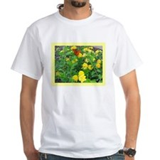 Butterfly Bush with Butterfly Shirt