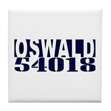 OSWALD 54018 Tile Coaster