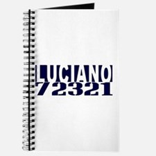 LUCIANO 72321 Journal