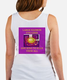 large hadron collider gifts Women's Tank Top