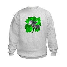 Lucky Irish Possum Sweatshirt