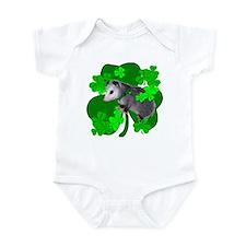 Lucky Irish Possum Infant Bodysuit