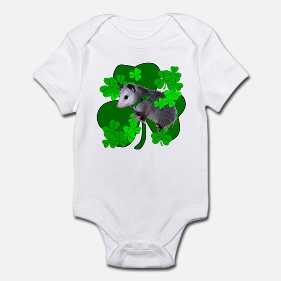 Lucky Irish Possum Infant Bodysuit