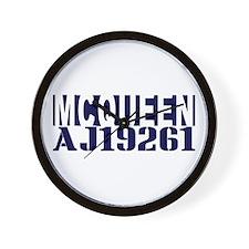 McQUEEN AJ19261 Wall Clock