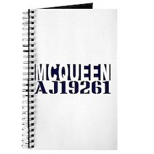 McQUEEN AJ19261 Journal
