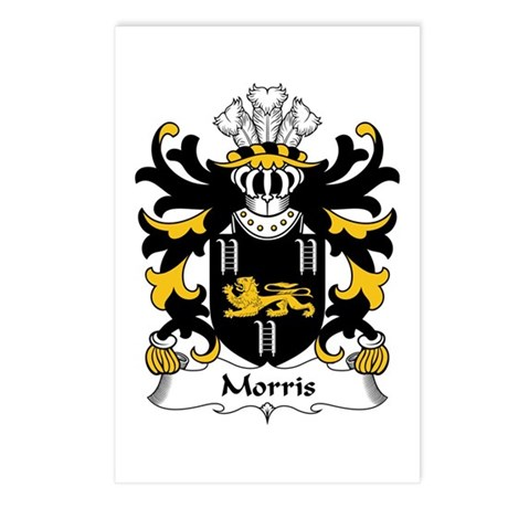 Morris (of Cardiganshire) Postcards (Package of 8)