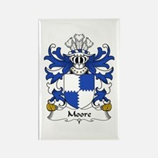 Moore (lords of Crick, Monmouthshire) Rectangle Ma