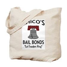 Chico's Bail Bonds Tote Bag