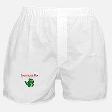 Loisosaurus Rex Boxer Shorts