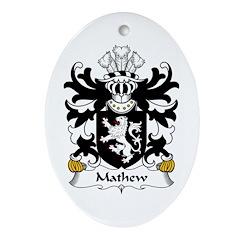 Mathew (of Llandaff, Glamorganshire) Ornament (Ova