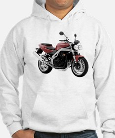 Triumph Speed Triple Red Hoodie