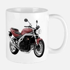 Triumph Speed Triple Red Mug