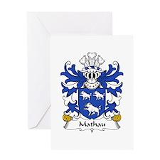 Mathau (or Mathew, GOCH) Greeting Card