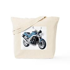 Triumph Speed Triple Blue #2 Tote Bag