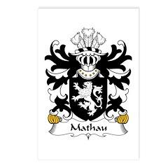 Mathau (AB IEUAN AP GRUFFUDD GETHIN) Postcards (Pa
