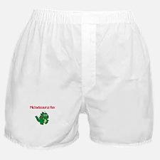 Michaelaosaurus Rex Boxer Shorts