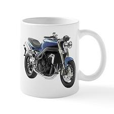 Triumph Speed Triple Blue #1 Mug