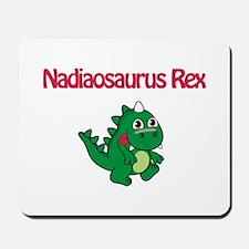 Nadiaosaurus Rex Mousepad