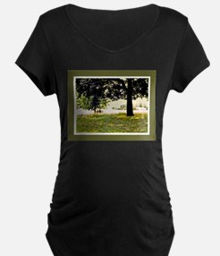 Courting in Hampstead Heath T-Shirt